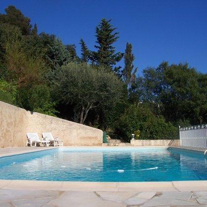 Très grande piscine